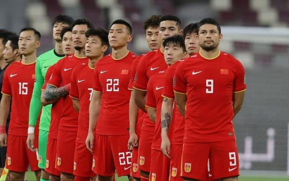 Trung Quốc quyết giành 3 điểm trước tuyển Việt Nam - Ảnh 1.