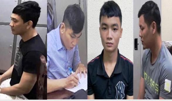 Truy tố nhóm thanh niên chém chết Quân 'xa lộ' - Ảnh 1.