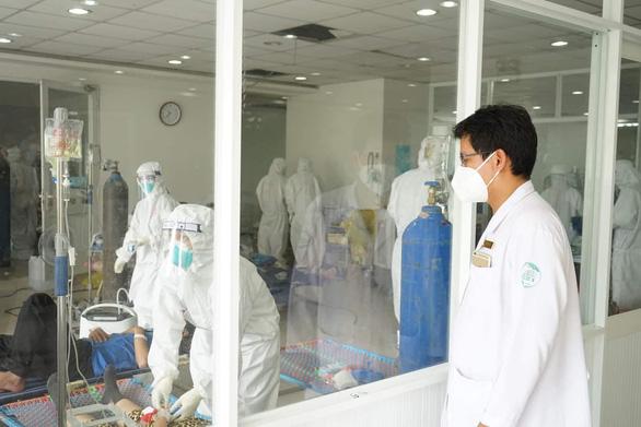 Hơn 77% bệnh nhân COVID-19 tại Bệnh viện dã chiến số 3 đã xuất viện - Ảnh 2.