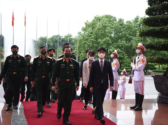 Tăng cường hợp tác công nghiệp quốc phòng Việt Nam - Hàn Quốc - Ảnh 5.