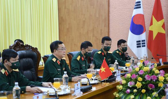 Tăng cường hợp tác công nghiệp quốc phòng Việt Nam - Hàn Quốc - Ảnh 4.