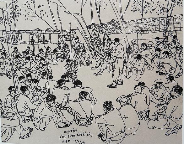 NSND Ngô Mạnh Lân - họa sĩ của nhiều thế hệ tuổi thơ - vừa qua đời - Ảnh 4.