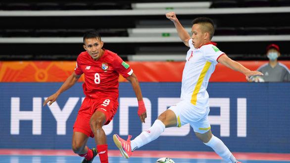 Đánh bại Panama, futsal Việt Nam nuôi hy vọng đi tiếp ở World Cup 2021 - Ảnh 3.