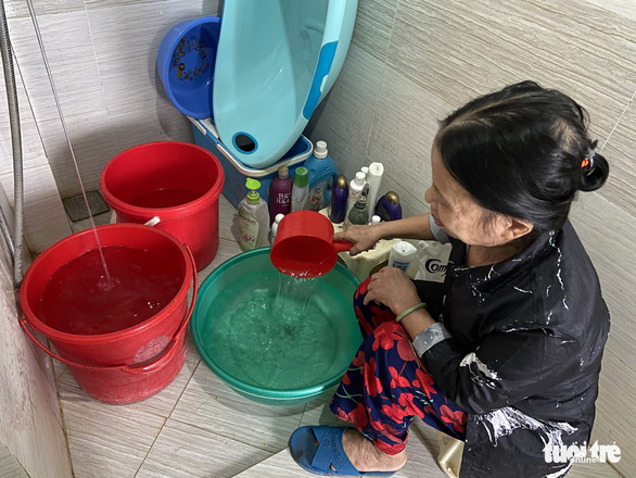 Hà Nội bổ sung 165,4 tỉ từ nguồn kinh phí dự phòng hỗ trợ tiền nước sạch - Ảnh 1.