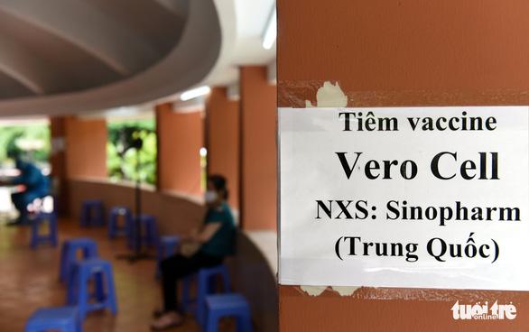 Quận Tân Bình, TP.HCM tiêm vắc xin mũi 2 không cần lên danh sách trước - Ảnh 2.
