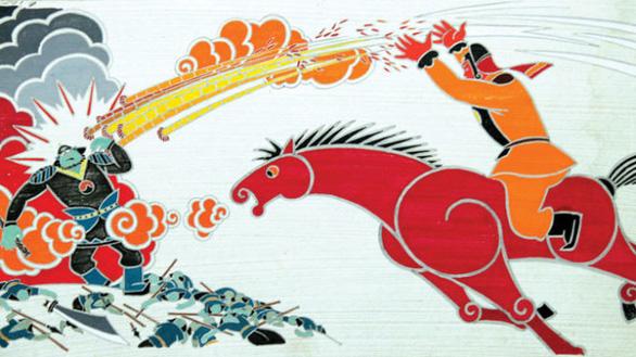 NSND Ngô Mạnh Lân - họa sĩ của nhiều thế hệ tuổi thơ - vừa qua đời - Ảnh 2.