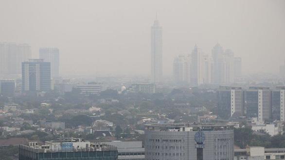 Tòa án quận Indonesia: Tổng thống và bộ máy cẩu thả với chất lượng không khí thủ đô - Ảnh 1.
