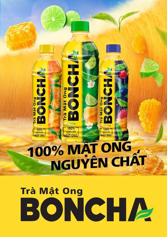 Trà mật ong Boncha: Món quà thanh mát cho niềm vui tết Trung Thu - Ảnh 2.