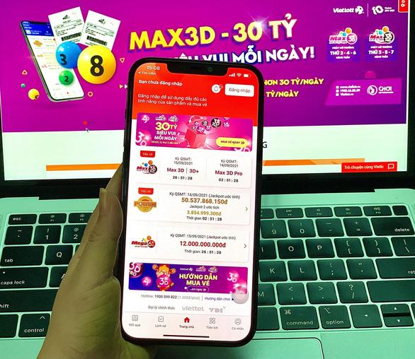 Xổ số Max 3D - cách chơi quen thuộc với người Việt Nam - Ảnh 3.