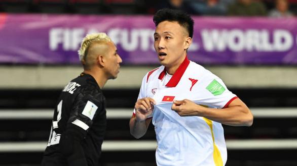 Đánh bại Panama, futsal Việt Nam nuôi hy vọng đi tiếp ở World Cup 2021 - Ảnh 2.