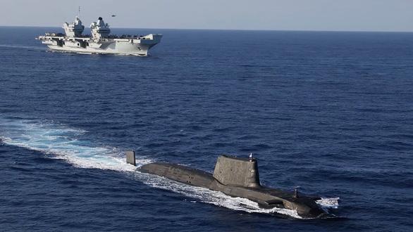 Thỏa thuận AUKUS của Mỹ, Úc, Anh có phải là liên minh chống Trung Quốc? - Ảnh 1.