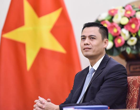 Chủ tịch nước Nguyễn Xuân Phúc sẽ gặp doanh nghiệp sản xuất vắc xin của Mỹ - Ảnh 1.