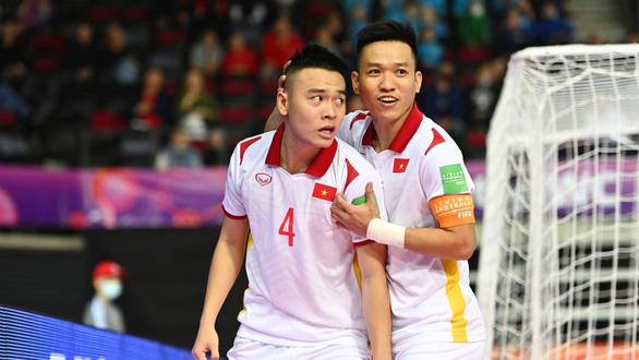 Đánh bại Panama, futsal Việt Nam nuôi hy vọng đi tiếp ở World Cup 2021 - Ảnh 1.