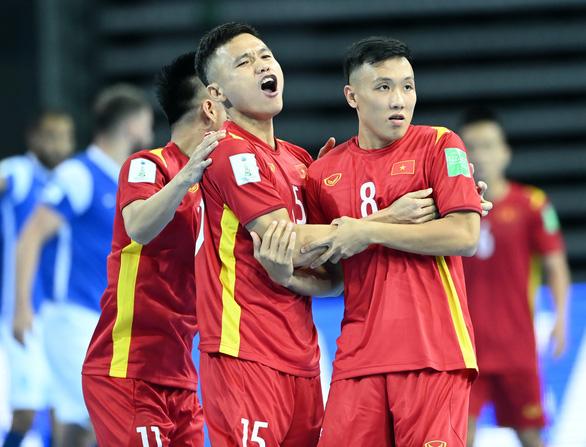World Cup futsal 2021, gặp Panama: Chờ tin chiến thắng của futsal Việt Nam - Ảnh 1.