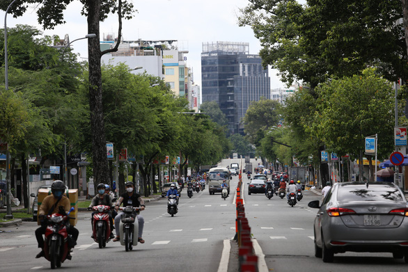 Lưu lượng giao thông tăng không đáng kể, cần tránh tập trung đông ở các chốt - Ảnh 1.