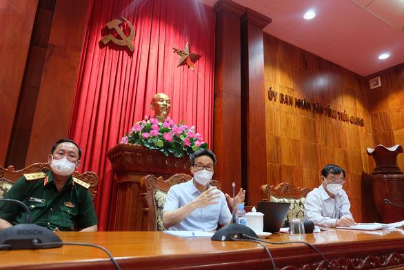 Đổi quy mô xét nghiệm, riêng Tiền Giang giảm ngay 100 tỉ đồng - Ảnh 1.