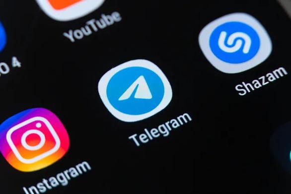 Cảnh báo tội phạm mạng nở rộ trên Telegram - Ảnh 1.