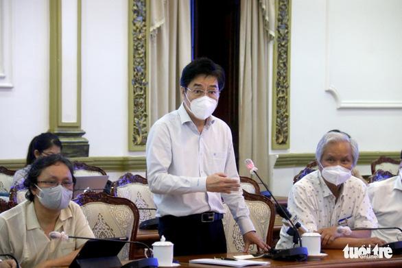 Bí thư Nguyễn Văn Nên: TP.HCM không thể không mở cửa lúc này - Ảnh 2.