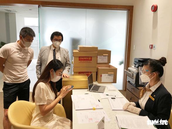 Thủy Tiên - Công Vinh nhận 18.000 trang sao kê, tuyên bố kiện người vu khống - Ảnh 5.