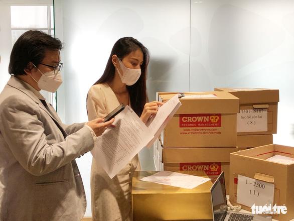 Thủy Tiên - Công Vinh nhận 18.000 trang sao kê, tuyên bố kiện người vu khống - Ảnh 6.