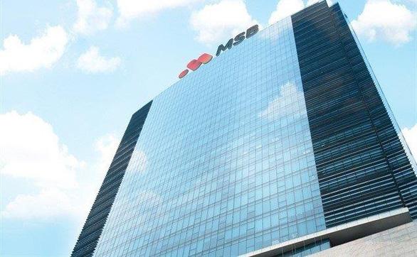 MSB chia cổ tức 30% bằng cổ phiếu - Ảnh 1.
