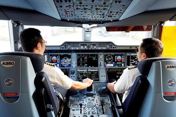 Cảnh báo quảng cáo sai phép huấn luyện phi công vận tải hàng không online - Ảnh 1.