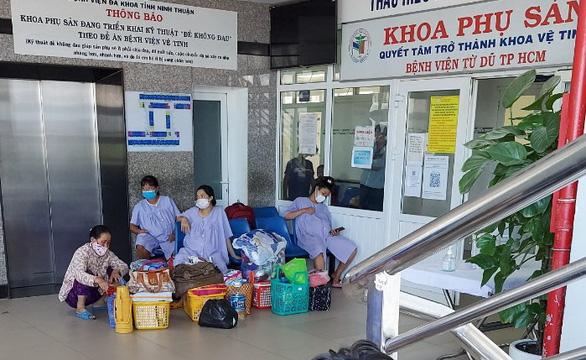 Ninh Thuận đón bà bầu, phụ nữ nuôi con nhỏ ở TP.HCM về quê tránh dịch - Ảnh 1.