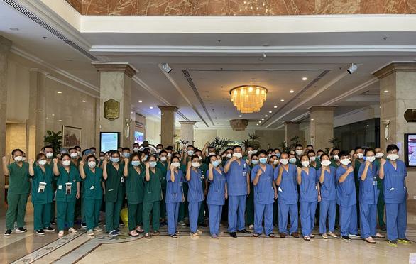 Saigontourist Group tài trợ tour tri ân lực lượng tuyến đầu phòng chống dịch - Ảnh 1.
