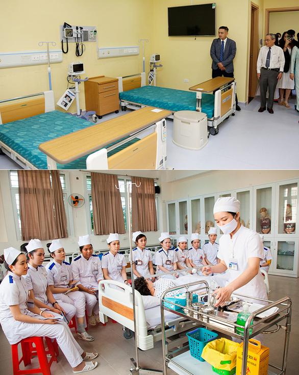 Dấu ấn trong từng năm học Y - Dược - Điều dưỡng tại DTU - Ảnh 7.