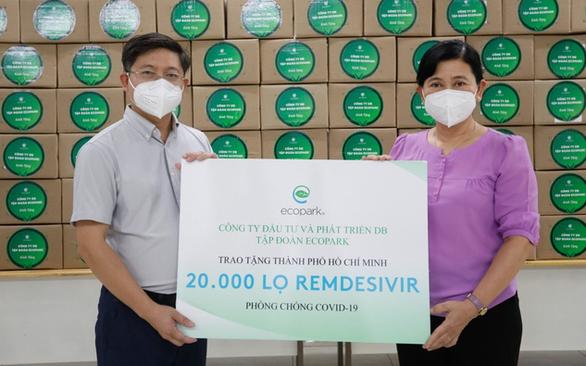 Lô thuốc 200.000 lọ Remdesivir điều trị COVID-19 về Việt Nam được phân bổ thế nào? - Ảnh 1.