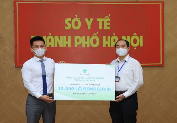 Lô thuốc 200.000 lọ Remdesivir điều trị COVID-19 về Việt Nam được phân bổ thế nào? - Ảnh 3.