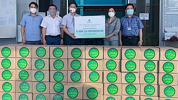 Lô thuốc 200.000 lọ Remdesivir điều trị COVID-19 về Việt Nam được phân bổ thế nào? - Ảnh 5.