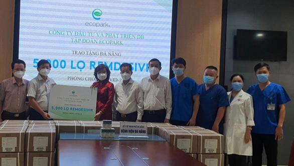 Lô thuốc 200.000 lọ Remdesivir điều trị COVID-19 về Việt Nam được phân bổ thế nào? - Ảnh 6.