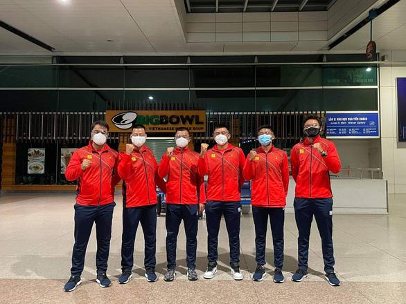 Quần vợt Việt Nam quyết thắng Malaysia để thăng hạng Davis Cup - Ảnh 1.