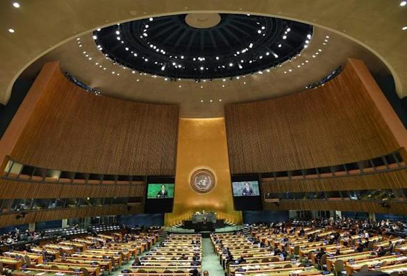 Tranh cãi chuyện các lãnh đạo trình 'hộ chiếu vắc xin' ở Liên Hiệp Quốc - Ảnh 1.