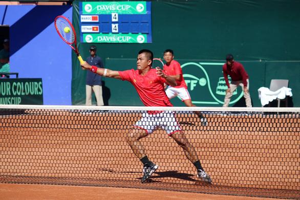 Quần vợt Việt Nam quyết thắng Malaysia để thăng hạng Davis Cup - Ảnh 2.
