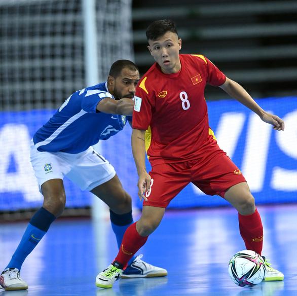 World Cup futsal 2020, Việt Nam - Czech: Nỗ lực nắm quyền tự quyết - Ảnh 1.