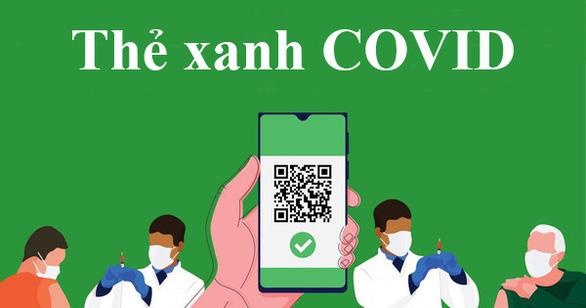 Ngành y tế TP.HCM đề xuất chỉ tiêm 1 mũi vắc xin là đủ điều kiện có thẻ xanh COVID - Ảnh 1.