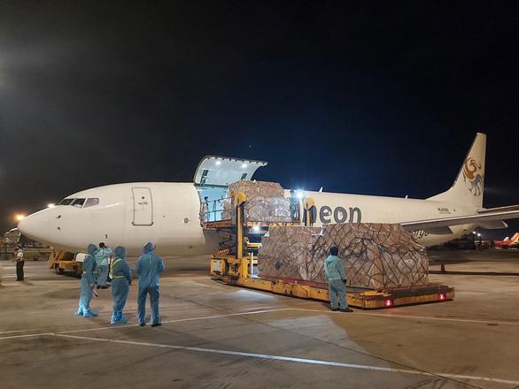 Thiết lập hành lang xanh, thêm hãng bay chở hàng đến Tân Sơn Nhất - Ảnh 1.