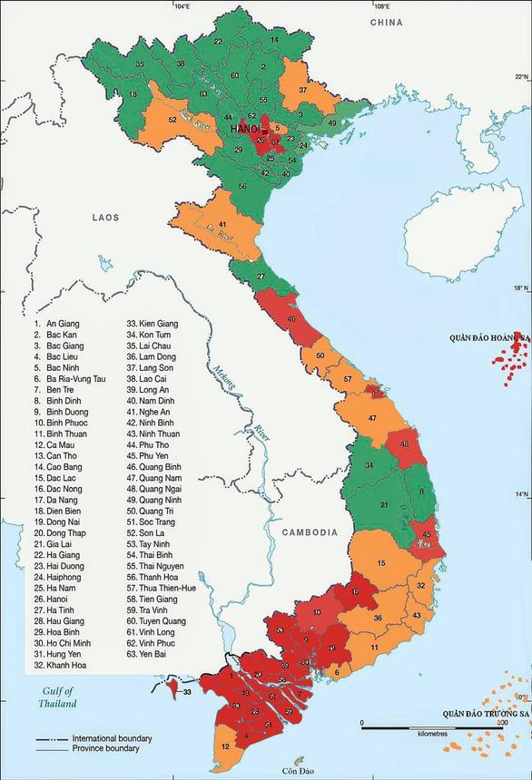 Cả nước hiện còn 24 tỉnh, thành tổ chức dạy học hoàn toàn qua truyền hình và trực tuyến - Ảnh 1.