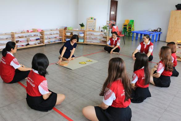 4 ưu điểm nổi trội trong chương trình đào tạo giáo viên tại HIU - Ảnh 2.