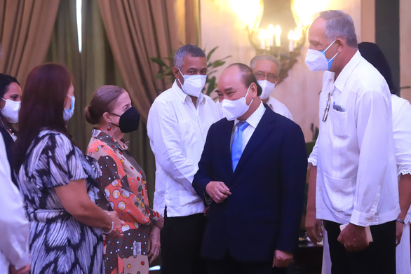 Việt Nam coi việc giúp Cuba như việc nhà của mình - Ảnh 2.