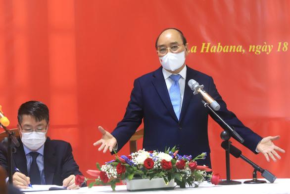 Việt Nam coi việc giúp Cuba như việc nhà của mình - Ảnh 1.