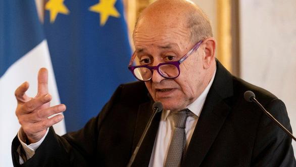 Ngoại trưởng Pháp: Đang có cuộc khủng hoảng nghiêm trọng giữa các đồng minh - Ảnh 1.