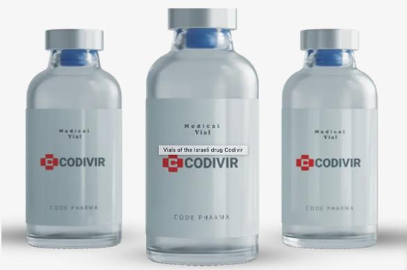 Thuốc trị HIV của Israel cho hiệu quả bất ngờ khi điều trị COVID-19 - Ảnh 1.