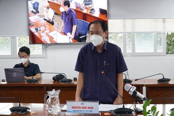 TP.HCM mời F0 khỏi bệnh tham gia chống dịch có trả lương - Ảnh 1.