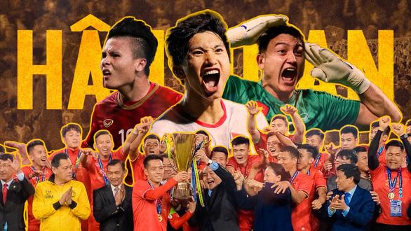 Huy Tuấn sáng tác Việt Nam tiến lên cổ vũ bóng đá và tinh thần Việt Nam mùa dịch - Ảnh 2.