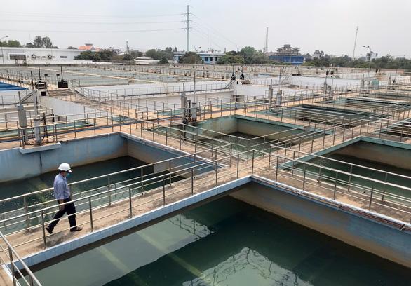 Đề phòng thiếu nước sạch, TP.HCM xây hồ 5 triệu m3 - Ảnh 1.