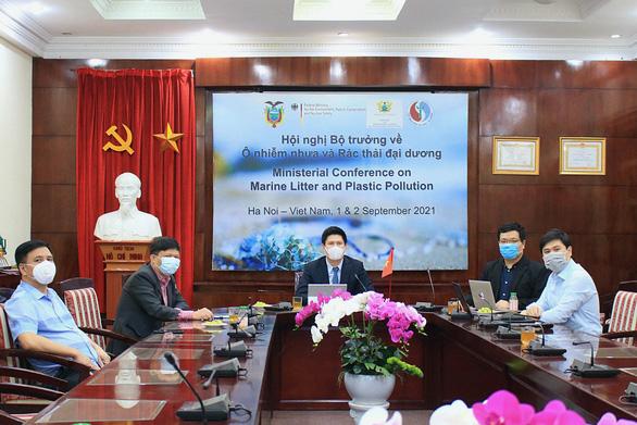 Việt Nam nỗ lực giải quyết ô nhiễm nhựa và rác thải đại dương - Ảnh 1.