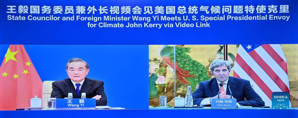 Ông Vương Nghị: Quan hệ Mỹ - Trung xấu làm sa mạc hóa hợp tác khí hậu - Ảnh 1.